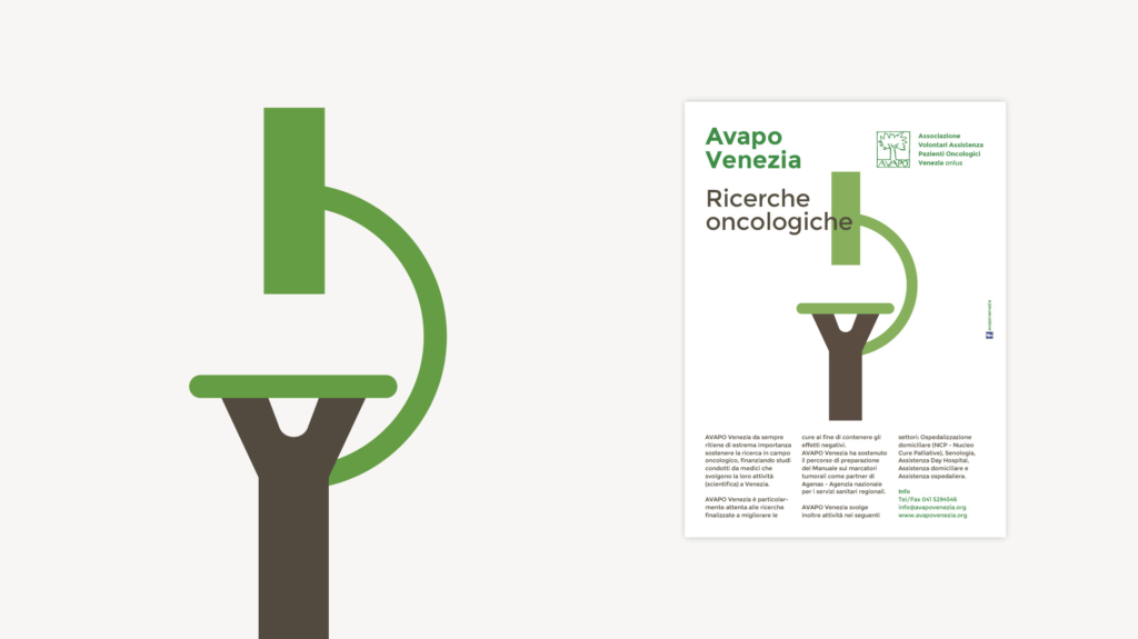 brand identity AVAPO VENEZIA Artemia Group