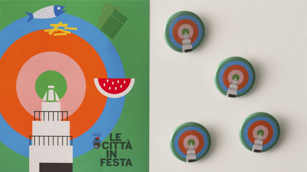 visual identity Avapo Festa Murano Artemia Group