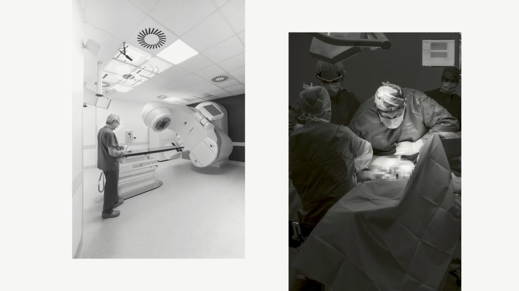 grafica editoriale ospedale CRO Aviano