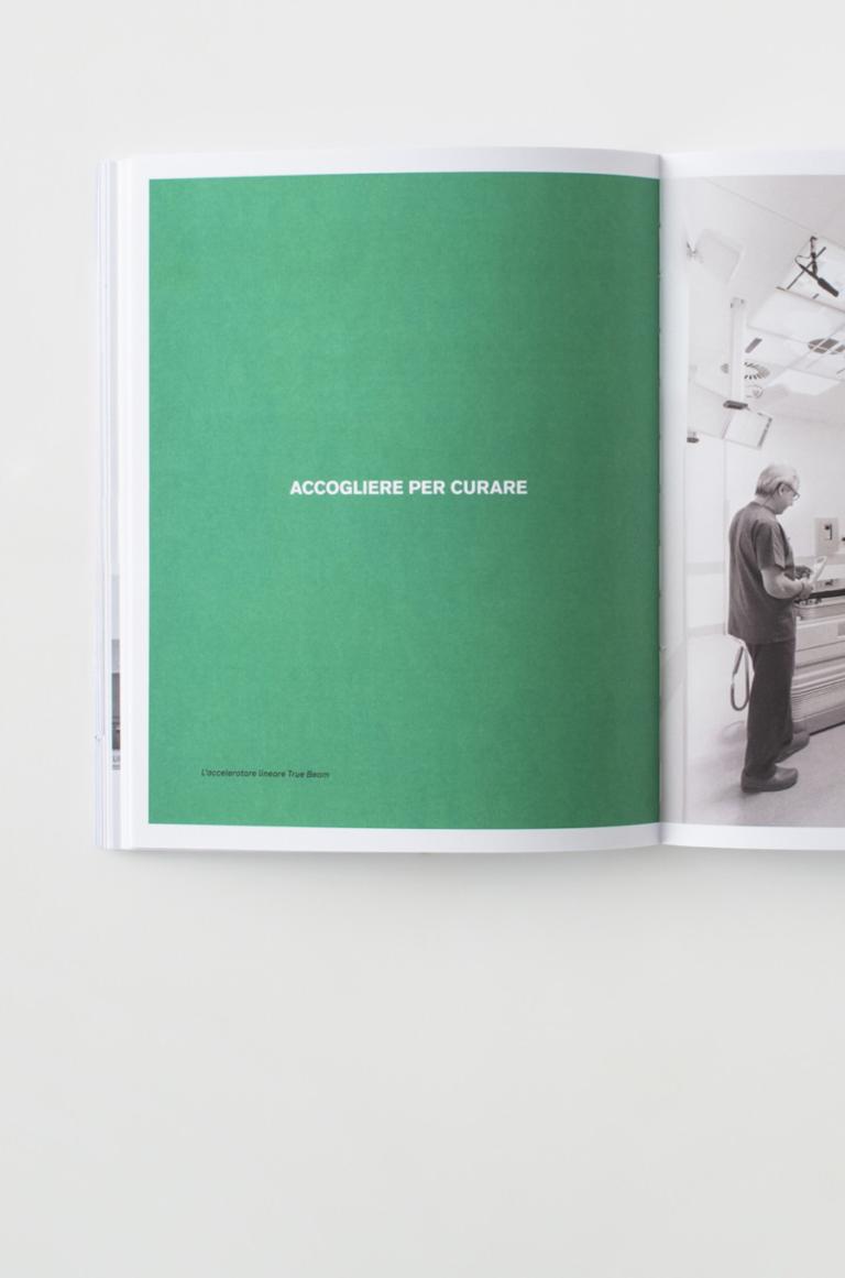 CRO Aviano — Grafica editoriale