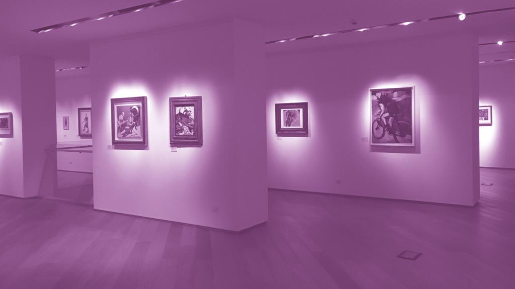 Visual Identity Mostra MARIO SIRONI dal Futurismo al Classicismo Harry Bertoia Pordenone De Bellis