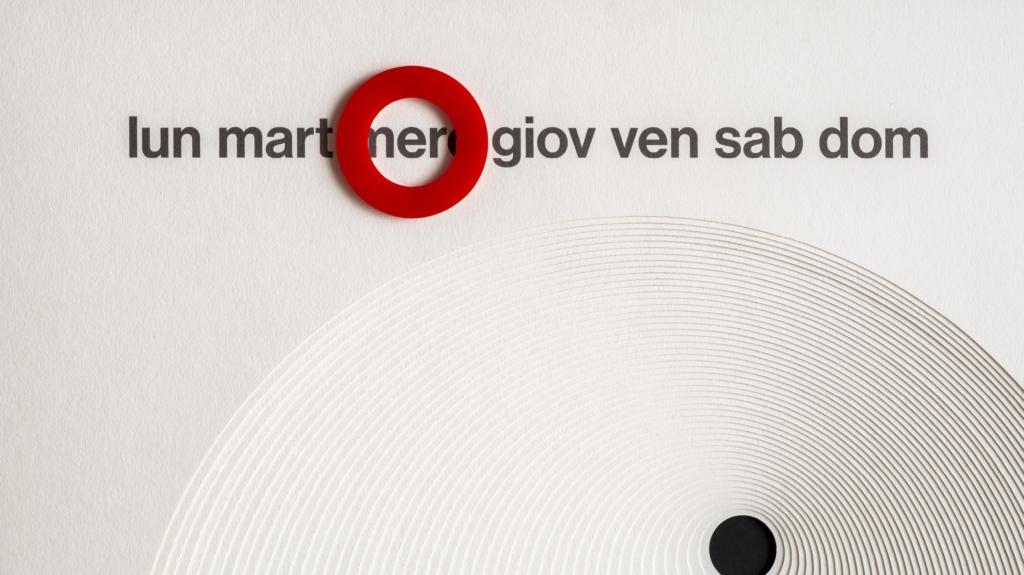 Perpetuo Artemia Tommaso Gentile Laura Doro artefatto in carta NANO!