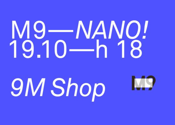 Artemia Group presso M9 presenta NANO!