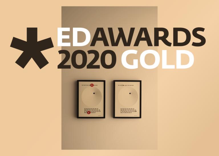 perpetuo! Artemia winner European Design Awards 2020