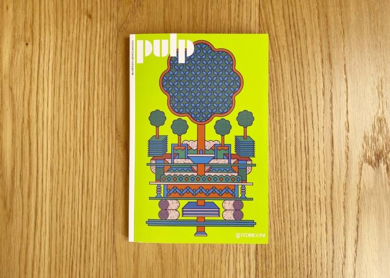 Perpetuo! calendario artemia su Pulp di Eye Magazine e Fedrigoni