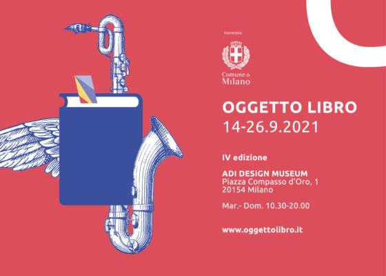 Artemia ADI Design Museum mostra Oggetto Libro