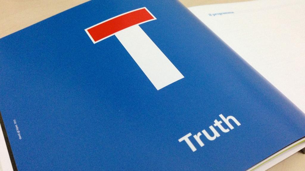 Un Manifesto per La Verità