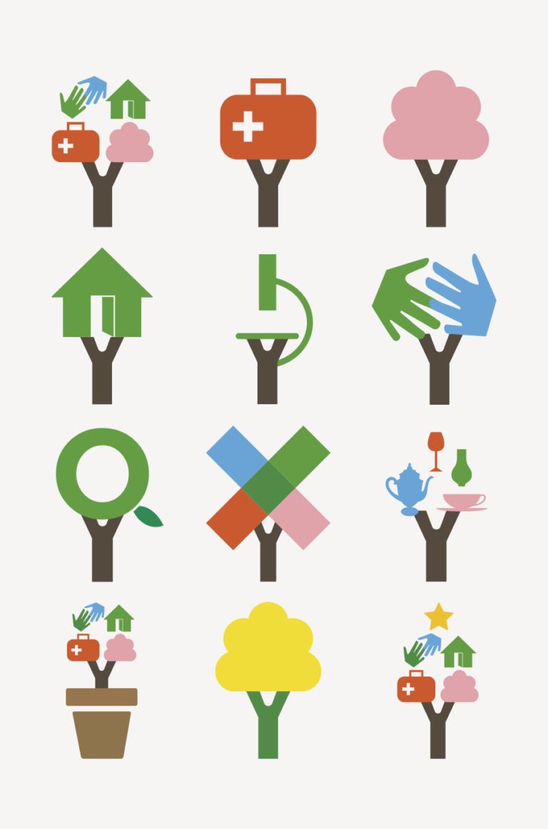 AIAP Community 2017 seleziona AVAPO VENEZIA — Visual identity