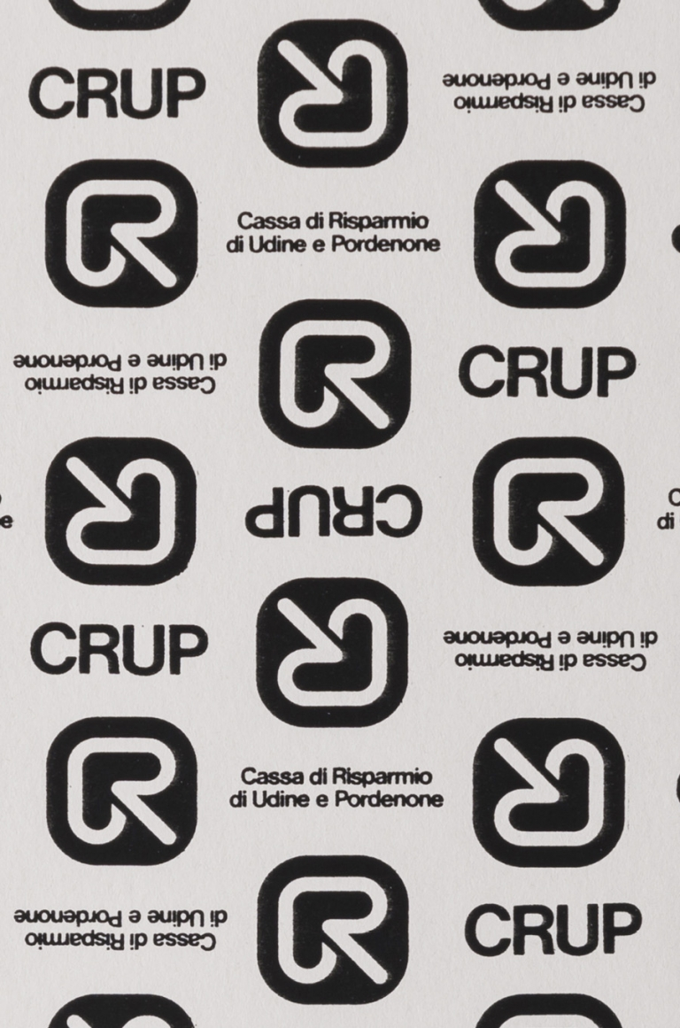 Banca CRUP — Brand identity