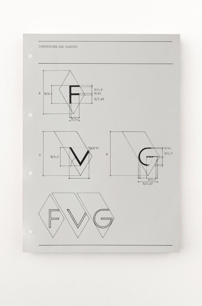 Banca Mediocredito del Friuli Venezia Giulia — Brand identity