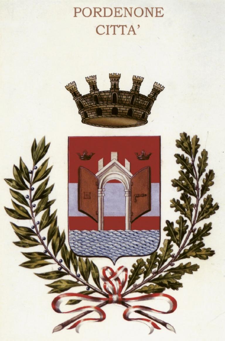 Comune di Pordenone — Visual identity