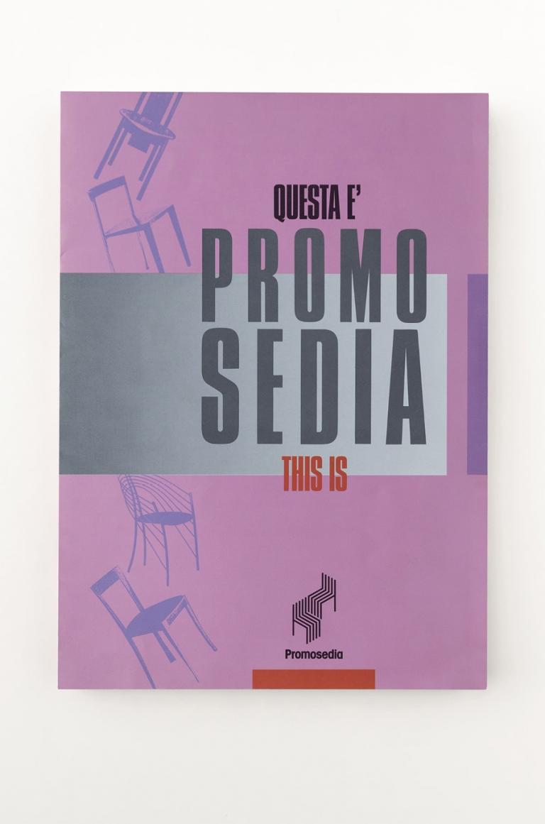 Promosedia — Brand identity