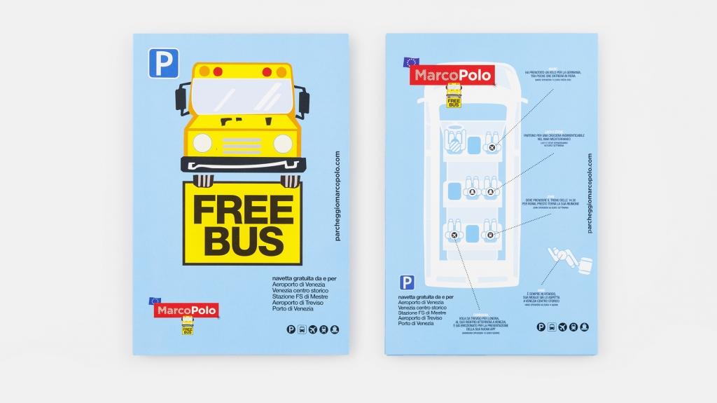 cartoline parcheggio MarcoPolo