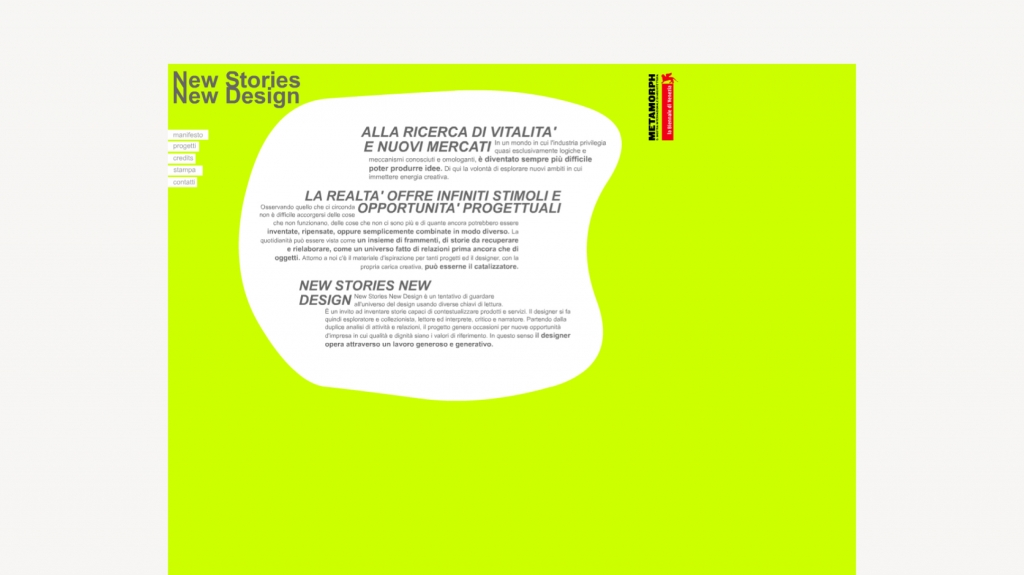 Vuccumprà progetto New Stories, New Design esposto a La Biennale di Venezia