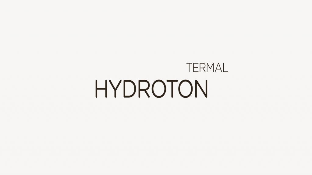 logo packaging design hydroton