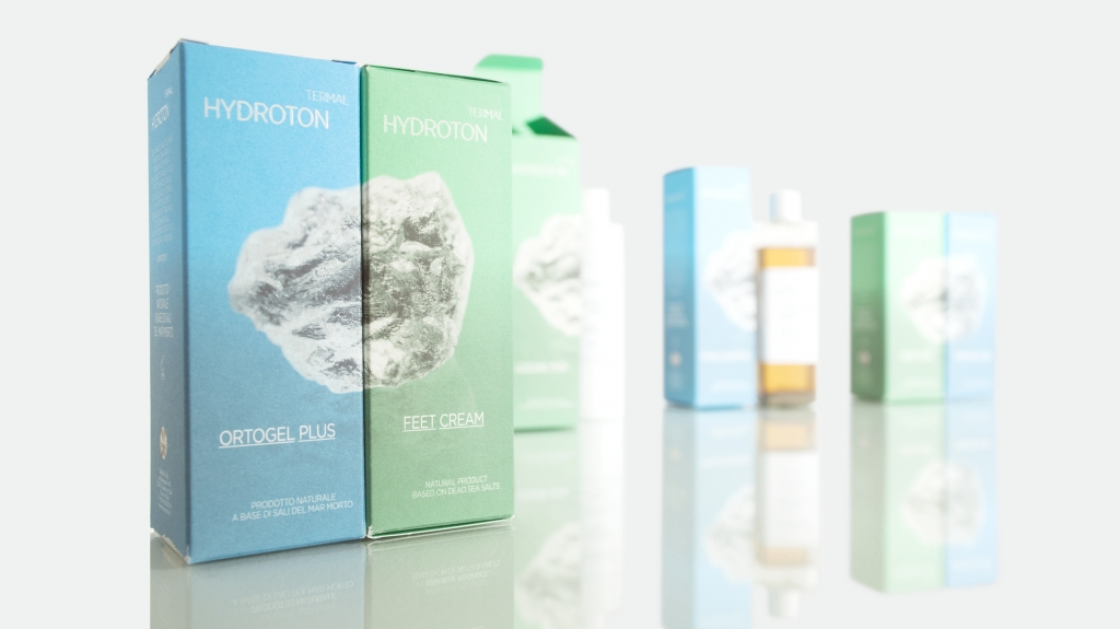 packaging design hydroton