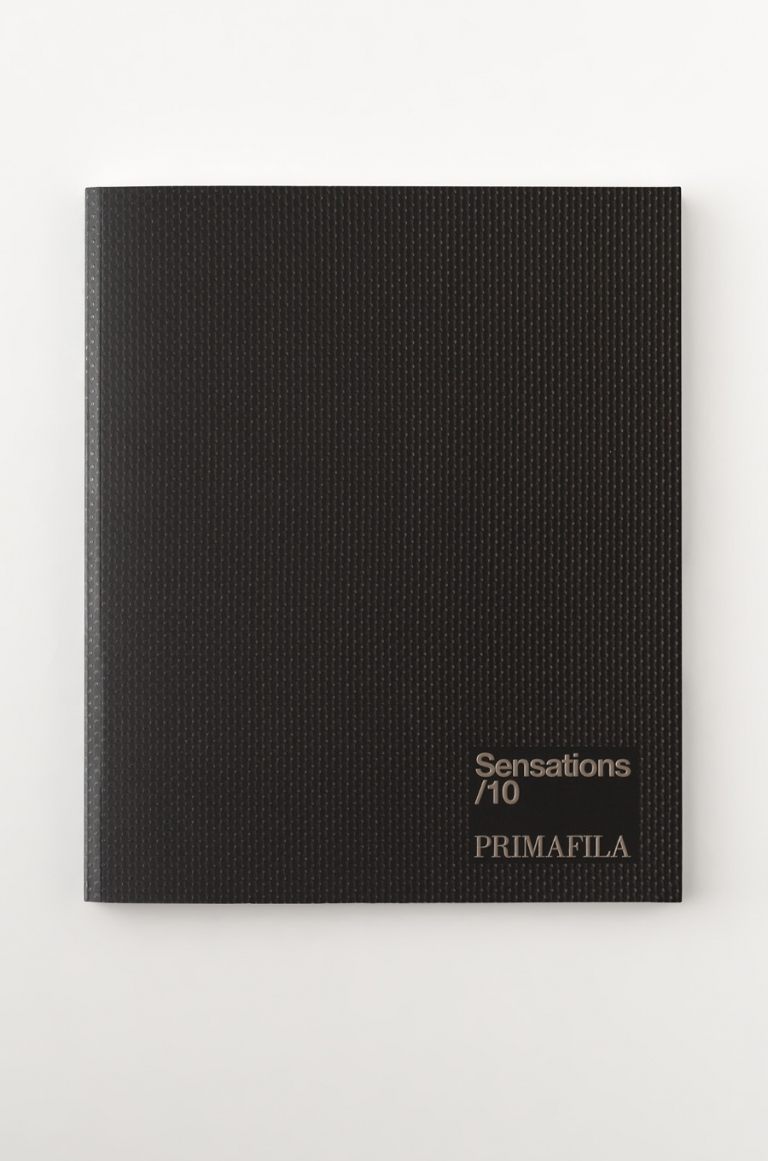 Catalogo divani Primafila — Grafica Editoriale